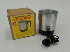 Vintage 1969 Electric Hot Pot by Kitchen King Made in British Hong Kong
