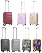 Up to 40L Hard Solid Suitcases