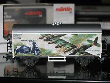 Märklin Sonderwagen Heinkel Roller + Flugzeug,  neu + rar!
