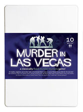 Murder in Las Vegas Casino Theme Murder Mystery Dinner Party 10 Players