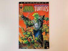 Crossover: The Savage Dragon Teenage Mutant Ninja Turtles #1 Image Comics
