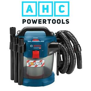 Bosch 18v Professional Cordless Wet & Dry Vacuum GAS 18V-10 L - 06019C6300