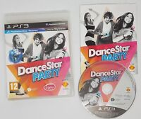 Dance Star Party ~ PS3 Move (in Great Condition) FAST FREE UK POST 1