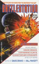 Battlestation - Book Two - Vanguard - Ace Paperback 1st PRINT 1993