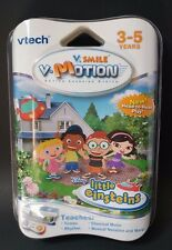 Vtech V-Smile Motion Active Learning System Disney Little Einsteins Game