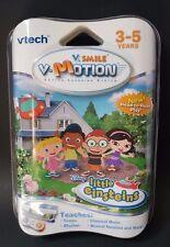Vtech V-Smile Motion Active Learning System Disney Little Einsteins Game