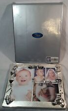 "Lovely Juliana Collection Silver Effect ""Baby"" Photo Frame, Gift **Boxed**"