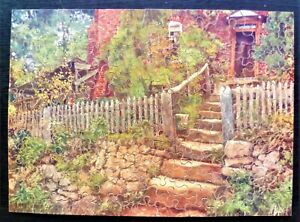 Vintage Chad Valley Old Wooden Jigsaw Puzzle.