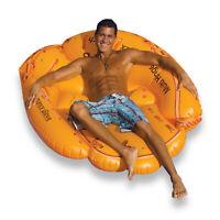 Swimline Giant Inflatable 62 Inch Baseball Glove Swimming Pool Float | 90844