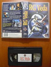 RG Veda (basado en el manga de las CLAMP) [Anime VHS] Manga Video Ver. Española