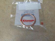 GENUINE OEM KAWASAKI EXHAUST PIPE HEADER GASKET KX450F KX 450F KLX450R KLX 450R