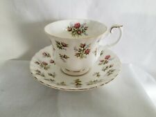 Royal Albert Excellent Cup Saucer Set Pattern Winsome Bone China