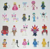 Lego ® Minifigure Figurine Personnage Movie 2 TV Cinema Choose Minifig NEW