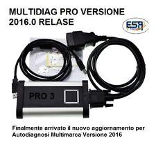 AUTO DIAGNOSI V2016.0 RELASE PROFESSIONALE MULTIDIAG PRO INCLUSA bluetooth