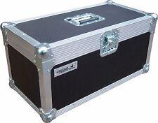 Swan Flight Case Disco Equipment Sound Lights Trunk Box (Hex)
