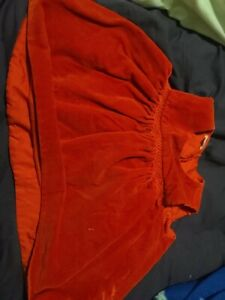 Red Dress For Baby Girl Size 9 Months