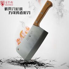 Largest Chop Knife Made By Special Steel Stay Sharp Easy Cut Strong Big Bones
