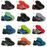 2020 outdoor Men's Salomon Speedcross 3 Athletic Running Hiking Sneakers Shoes
