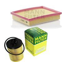 MANN-FILTER PAKET Vauxhall Corsa MK I B 1.0i 12V 1.2i 16V Opel 73_ 78_ 79_