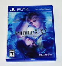 Replacement Case (NO GAME) Final Fantasy X X-2 HD Remaster Playstation 4 PS4 Box