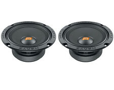 COPPIA WOOFER SPL 16CM HERTZ SV165.1 + SUPPORTI BMW MINI ONE '01> POST