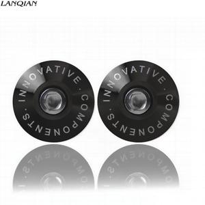 "22mm 7/8""  Universal Bar Ends  Motorcycle Motorbike Handlebar End  Weights Black"