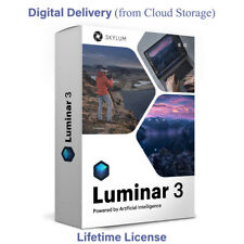 Luminar 3 2019 for windows + Activation (Lifetime License) - Instant eDelivery