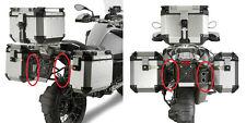 GIVI SIDE PANNIER HOLDER TREKKER OUTBACK MONOKEY BMW R 1200 GS ADVENTURE 14