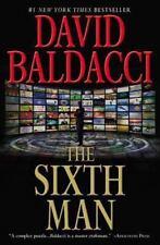 The Sixth Man by David Baldacci (2011, Paperback)