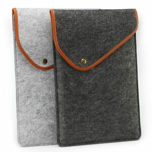Protective Sleeve Bag Cover Case Pro Air Mini Surface Ultrabook Laptop Tablet