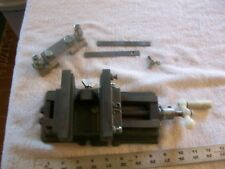CAST IRON Clamping Vise Assembly From parts with Lathe but wasn't part of lathe