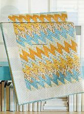 Electric Slide Quilt Pattern Pieced TK