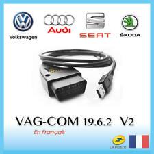 Logiciel VCDS VAG COM 19.6.2 V2 en Français - VW, AUDI, SEAT, SKODA -sans marque
