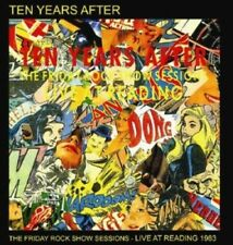 TEN YEARS AFTER - FRIDAY ROCK SHOW SESSIONS  CD NEW!