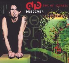 DUBDIVER = box of secrets = DRUM & BASS DUB DOWNTEMPO GROOVES !!