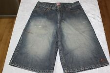 Quiksilver Youth Denim Shorts Size 14