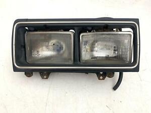 1988 Bentley Eight Driver Left Headlight with Surround/Trim