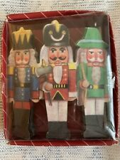 Vintage Toy Soldier Paper Garland Christmas Tree Decoration 9 Feet Carson's LQQK