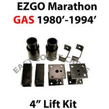 "EZGO Marathon 1980'-1994' GAS Front and Rear 4"" Lift Kit # 28908"