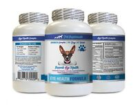 canine eye health - DOGS EYE VISION HEALTH FORMULA 1B - dog coq10