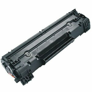 1 Black Toner Cartridge 78A CE278A 278A for HP Laser Jet P1606DN M1536dnf