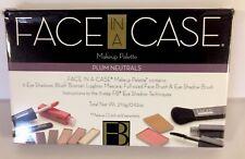 Plum Neutral Colors Cosmetic Palette: 12 Piece Matte and Pearl Warm Tones...