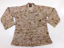 USMC US MARINE Desert Marpat Blouse Shirt Top MCCUU Camo Medium Regular M