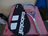 raquette de tennis Babolat E-Sense Team avec housse