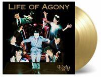 LIFE OF AGONY - UGLY (LIMITED  GOLD VINYL)   VINYL LP NEU
