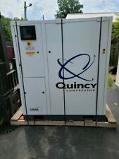 New listing Quincy QOF 20 oil-free scroll compressors