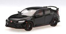 Honda Civic Type R Cristal Black Pearl Lhd TRUE SCALE MINIATURES 1:43 TSM430270