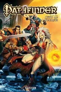 Pathfinder Volume 3: City of Secrets Softcover Graphic Novel