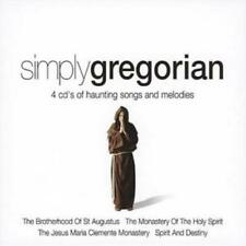 Various Composers : Simply Gregorian CD (2006) ***NEW***