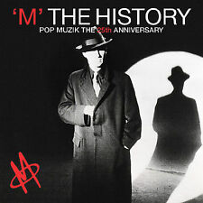 The History: Pop Muzik -- The 25th Anniversary by M (CD, Apr-2004, Metro)